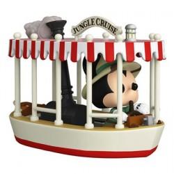 Figur Pop! 15 cm Rides Jungle Cruise Skipper Mickey with Boat Funko Online Shop Switzerland