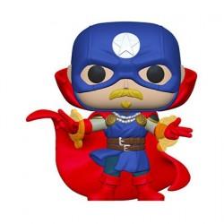 Figurine Pop! Marvel Infinity Warps Soldier Supreme Funko Boutique en Ligne Suisse