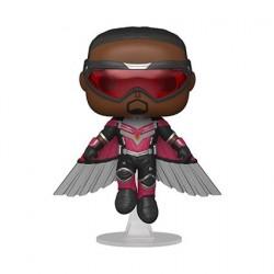 Figurine Pop! Marvel Le Faucon et le Soldat de l'Hiver Le Faucon Volant Funko Boutique en Ligne Suisse