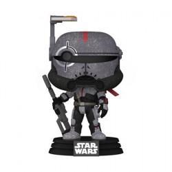 Figurine Pop! Star Wars The Bad Batch Crosshair Funko Boutique en Ligne Suisse