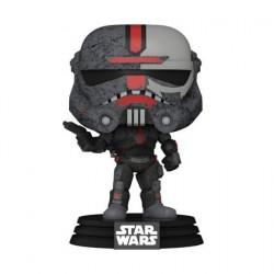 Figurine Pop! Star Wars The Bad Batch Hunter Funko Boutique en Ligne Suisse