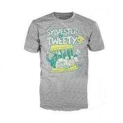 Figuren T-shirt Sylvester und Tweety Funko Online Shop Schweiz