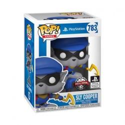 Figurine Pop! Games Sly Cooper Edition Limitée Funko Boutique en Ligne Suisse