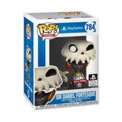 Figurine Pop! Games Métallique MediEvil Sir Daniel Fortesque Edition Limitée Funko Boutique en Ligne Suisse
