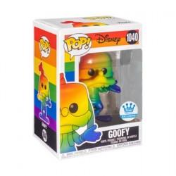 Figurine Pop! Pride Disney Goofy Arc-en-Ciel Edition Limitée Funko Boutique en Ligne Suisse