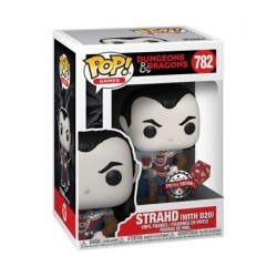 Figur Pop! Dungeons and Dragons Strahd with Dice Limited Edition Funko Online Shop Switzerland