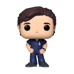 Figurine Pop! Grey's Anatomy Derek Shepherd Funko Boutique en Ligne Suisse