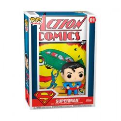 Figur Pop! DC Comics Superman Comic Cover Funko Online Shop Switzerland