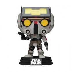 Figurine Pop! Star Wars The Bad Batch Tech Funko Boutique en Ligne Suisse