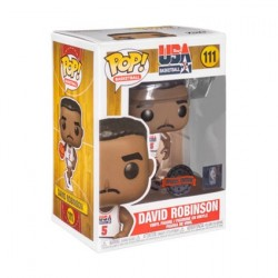 Figur Pop! NBA Legends David Robinson 92 Team USA White Limited Edition Funko Online Shop Switzerland