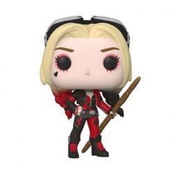 Figurine Pop! The Suicide Squad Harley Quinn Bodysuit Funko Boutique en Ligne Suisse