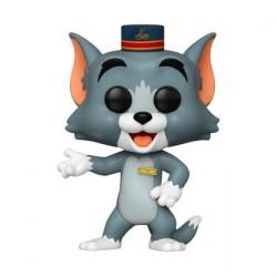 Figurine Pop! Tom et Jerry Tom avec Chapeau Funko Boutique en Ligne Suisse