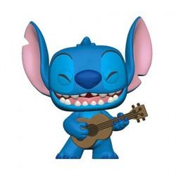 Figurine Pop! Disney Lilo & Stitch Stitch avec Ukelele Funko Boutique en Ligne Suisse