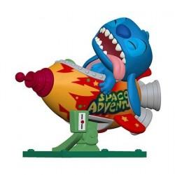 Figurine Pop! 15 cm Rides Disney Lilo & Stitch Stitch dans Rocket Funko Boutique en Ligne Suisse