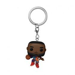 Figurine Pop! Pocket Porte Clés Space Jam 2 LeBron James Funko Boutique en Ligne Suisse