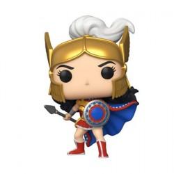 Figurine Pop! DC Comics Heroes Wonder Woman 80th Challenge Of The Gods Funko Boutique en Ligne Suisse