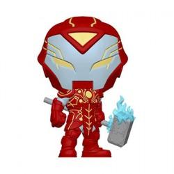 Figurine Pop! Marvel Infinity Warps Iron Hammer Funko Boutique en Ligne Suisse