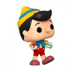 Figurine Pop! Disney Pinocchio School Bound Funko Boutique en Ligne Suisse