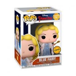 Figurine Pop! Disney Pinocchio la Fée bleue Chase Edition Limitée Funko Boutique en Ligne Suisse