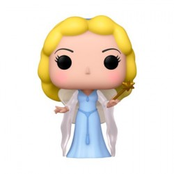 Figurine Pop! Disney Pinocchio la Fée bleue Funko Boutique en Ligne Suisse