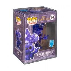 Figurine Pop! Fantasia Sorcerer Mickey Artist avec Boite de Protection Acrylique Edition Limitée Funko Boutique en Ligne Suisse