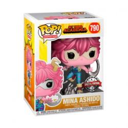 Figurine Pop! Métallique My Hero Academia Mina Ashido Edition Limitée Funko Boutique en Ligne Suisse