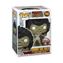 Figurine Pop! Marvel Zombies She-Hulk Zombie Edition Limitée Funko Boutique en Ligne Suisse