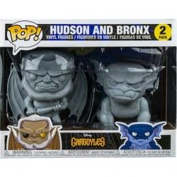 Figuren Pop! Disney Gargoyles Hudson & Bronx (Stone) 2-Pack Limitierte Auflage Funko Online Shop Schweiz