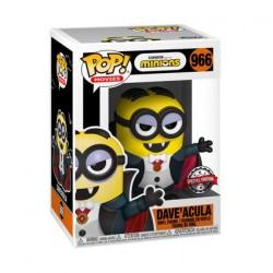 Figuren BESCHÄDIGTE BOX Pop! Minions Dave'acula Limitierte Auflage Funko Online Shop Schweiz