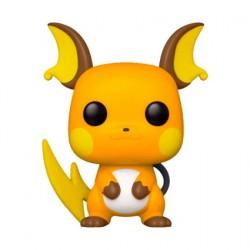 Figurine Pop! Pokemon Raichu (Rare) Funko Boutique en Ligne Suisse