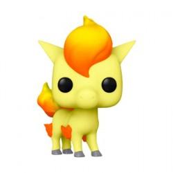 Figurine Pop! Pokemon Ponyta (Rare) Funko Boutique en Ligne Suisse