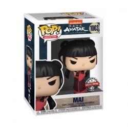 Figurine Pop! Avatar The Last Airbender Mai avec Couteaux Edition Limitée Funko Boutique en Ligne Suisse