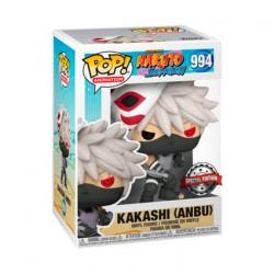 Figurine Pop! Naruto Shippuden Anbu Kakashi Edition Limitée Funko Boutique en Ligne Suisse