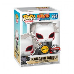 Figurine Pop! Naruto Shippuden Anbu Kakashi Chase Edition Limitée Funko Boutique en Ligne Suisse