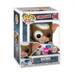Figurine Pop! Floqué Gremlins Gizmo Lunettes 3D Edition Limitée Funko Boutique en Ligne Suisse