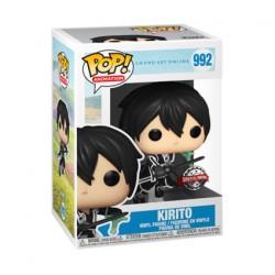 Figurine Pop! Sword Art Online Kirito Two Swords Edition Limitée Funko Boutique en Ligne Suisse