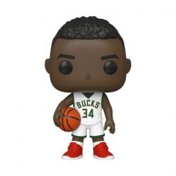 Figurine Pop! NBA The Milwaukee Bucks Giannis Antetokounmpo Funko Boutique en Ligne Suisse