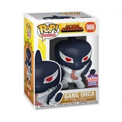 Figurine Pop! SDCC 2021 My Hero Academia Gang Orca Edition Limitée Funko Boutique en Ligne Suisse