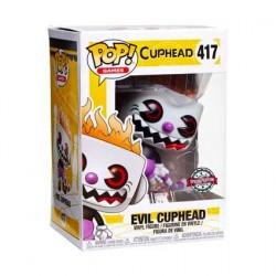 Figurine Pop! Cuphead Evil Cuphead Edition Limitée Funko Boutique en Ligne Suisse