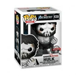 Figurine Pop! Marvel's Avengers (2020) Hulk Tribal Edition Limitée Funko Boutique en Ligne Suisse