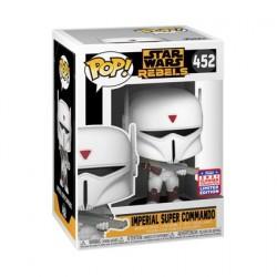 Figurine Pop! SDCC 2021 Star Wars Rebels Imperial Super Commando Edition Limitée Funko Boutique en Ligne Suisse