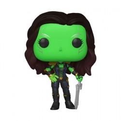 Figurine Pop! What If...? Gamora Fille de Thanos Funko Boutique en Ligne Suisse
