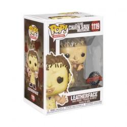Figurine Pop! Massacre à la Tronçonneuse Leatherface avec Marteau Edition Limitée Funko Boutique en Ligne Suisse