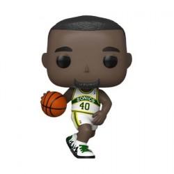 Figurine Pop! NBA Basketball Shawn Kemp Seattle Supersonics Funko Boutique en Ligne Suisse