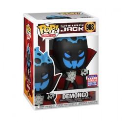 Figurine BOÎTE ENDOMMAGÉE Pop! SDCC 2021 Samurai Jack Demongo Edition Limitée Funko Boutique en Ligne Suisse