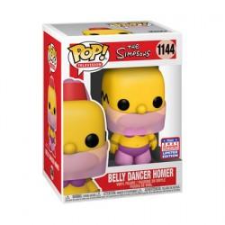 Figurine Pop! SDCC 2021 The Simpsons Homer Belly Dancer Edition Limitée Funko Boutique en Ligne Suisse