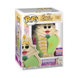 Figurine Pop! SDCC 2021 La Belle et la Bête Belle Wardrobe Edition Limitée Funko Boutique en Ligne Suisse