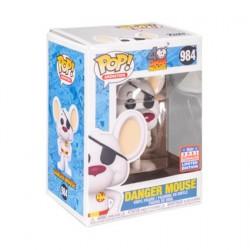 Figurine Pop! SDCC 2021 Danger Mouse Edition Limitée Funko Boutique en Ligne Suisse
