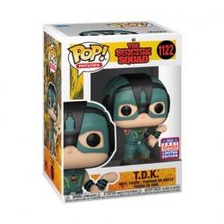 Figurine Pop! SDCC 2021 The Suicide Squad T.D.K. Edition Limitée Funko Boutique en Ligne Suisse