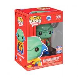 Figurine Pop! SDCC 2021 Justice League Imperial Palace Martian Manhunter Edition Limitée Funko Boutique en Ligne Suisse